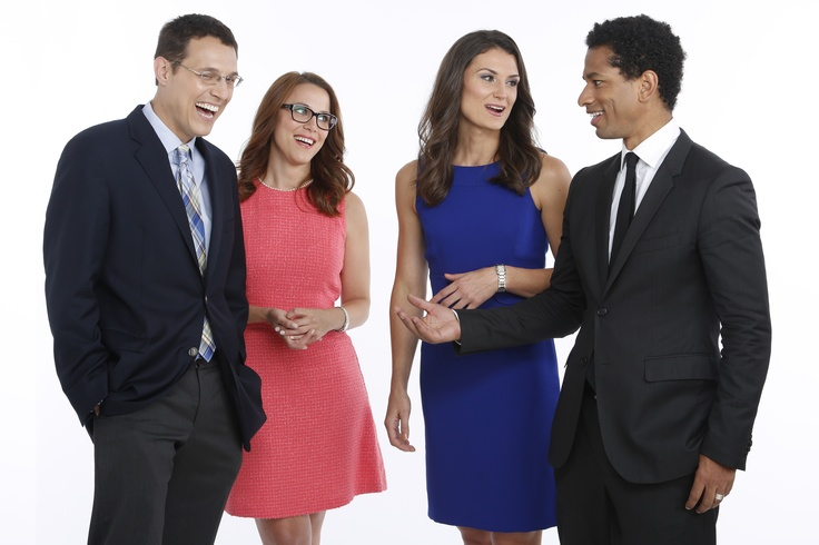 """June 25, 2012: """"The Cycle"""" debuts at 3pm ET on MSNBC"""