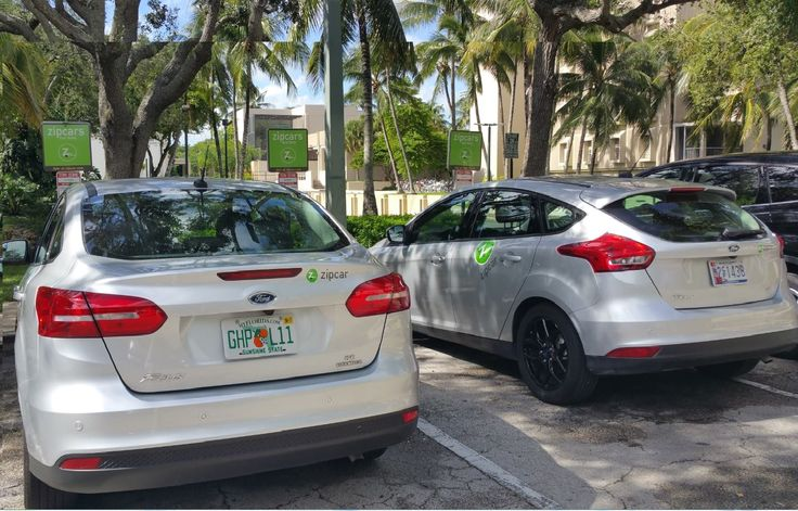ZIP CAR|Getting around Miami can be very expensive without a car... Luckily UM has Zipcar on campus! Zipcar offers $10 off for students making memberships only $15!! Download the Zipcar app and start driving today!  #UMhotdeals #StudentSavings — at University of Miami.