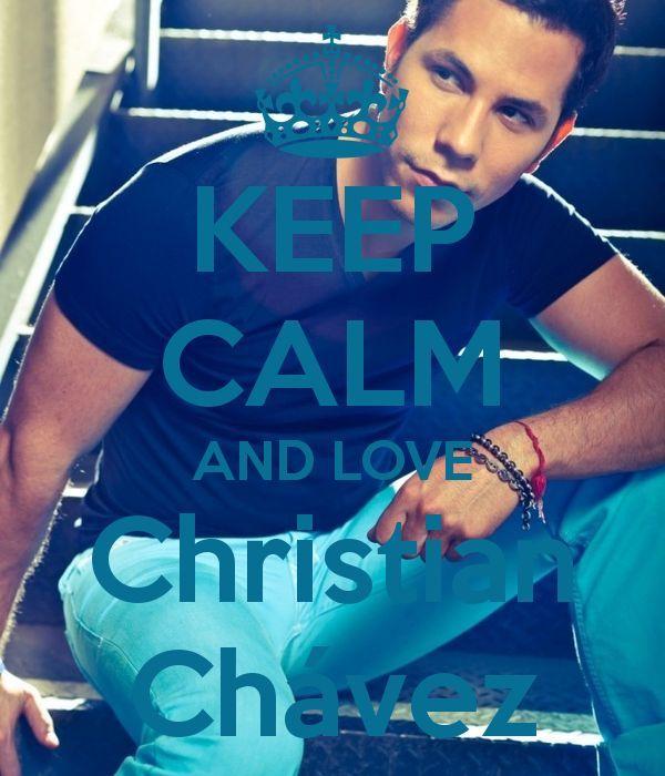 Keep calm: Christian Chávez (01)