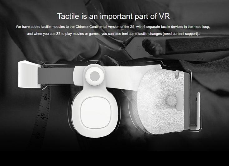 BOBOVR Z5 3D VR Glasses Virtual Reality Headset Cardboard VR Box for 4.3-6.0 inch Smartphone