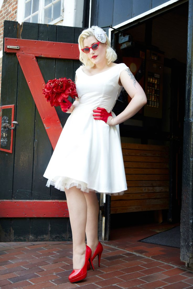 1000  ideas about Rockabilly Wedding Dresses on Pinterest ...