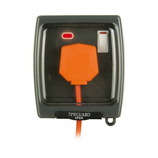 We've just updated our selection of Timeguard products, adding weatherproof sockets, like this TGV101, and much more.
