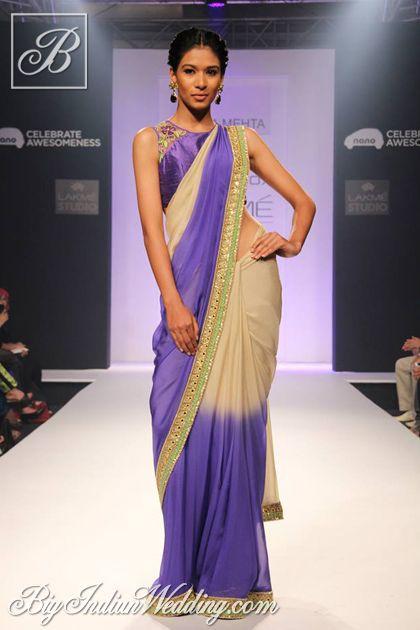 Arpita Mehta designer saree