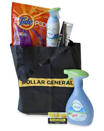 Dollar General Is Teaming with Procter & Gamble® to Honor Our Nation's Schools and Teachers! (Giveaway)