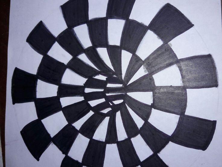 36 best arte óptico images on Pinterest | Arte óptico, Ilusiones ...