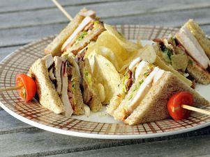 Club sandwich — Kluci v akci — Česká televize