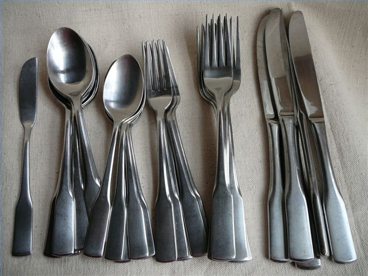 How To Identify Oneida Flatware Patterns Flatware And Patterns
