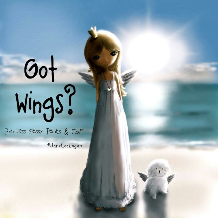 Got Wings? ~ Princess Sassy Pants & Co