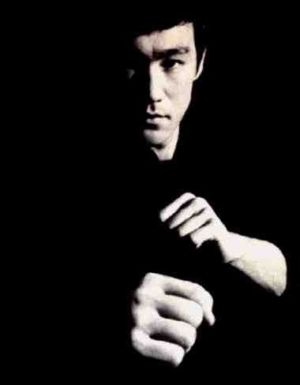 Bruce Lee! :)