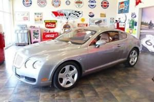 2005 Bentley Continental GT Mulliner 2dr Turbo Coupe | eBay