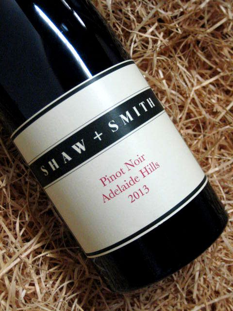 Shaw & Smith Pinot Noir 2013