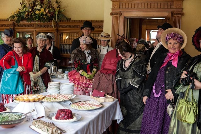 Pen-y-bryn's Victorian High Tea