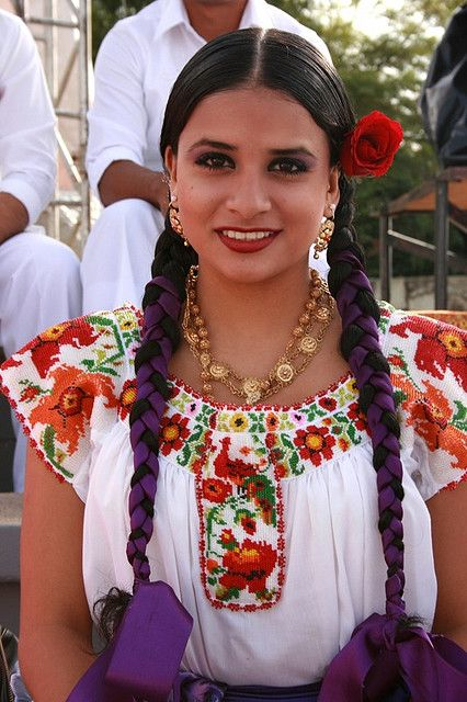Lady in Oaxaca