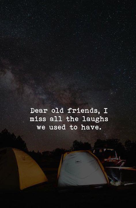 LIFE QUOTES : Dear old friend.. —via https://ift.tt/2eY7hg4