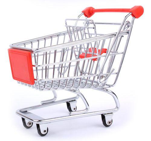 INFMETRY:: Mini Shopping Cart -