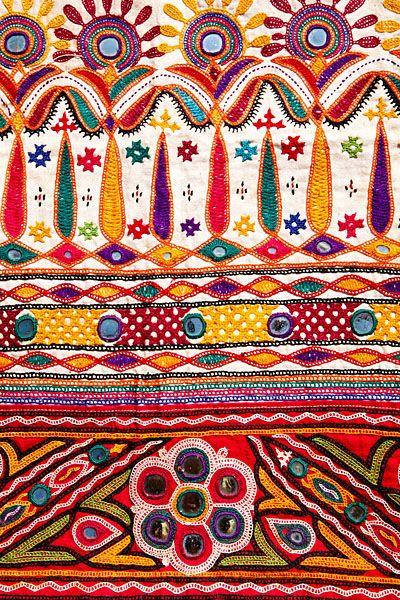 Ahir Embroidered Bag, Anjar Region, Kutch, Gujarat, India