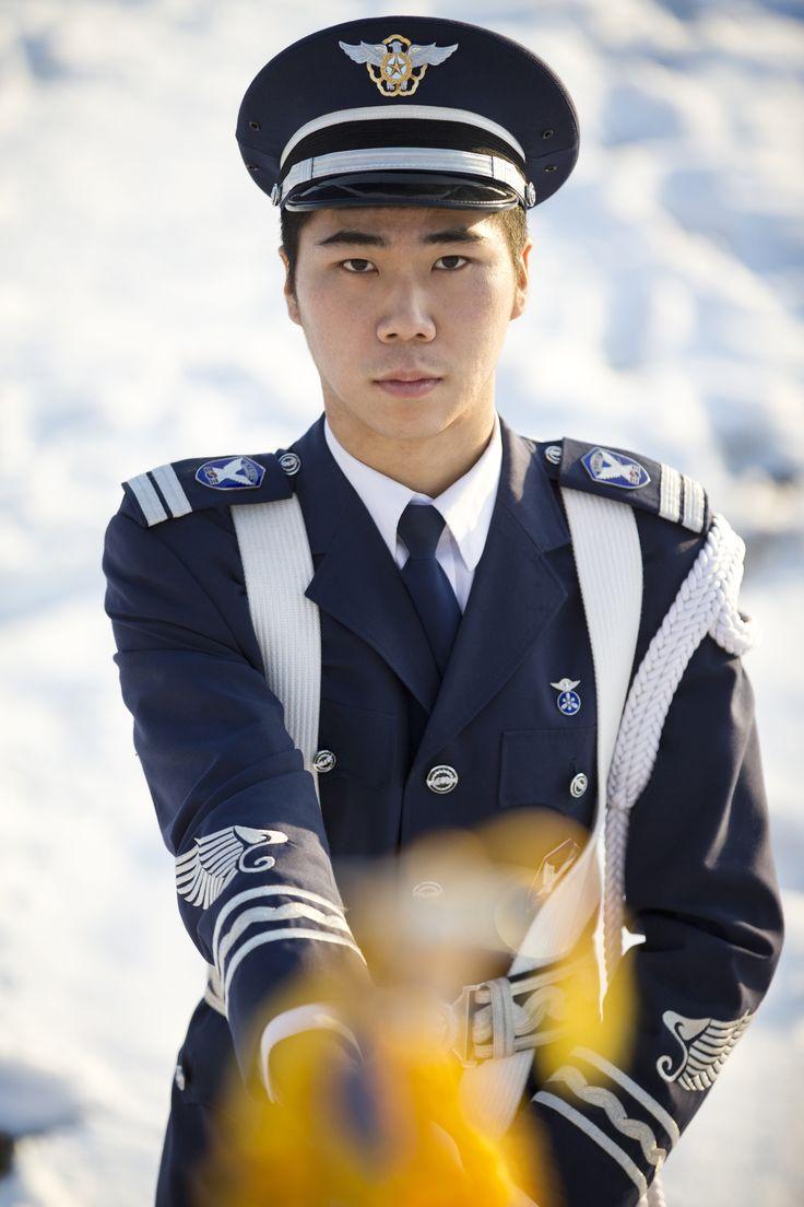 ROKAF Honor Guard