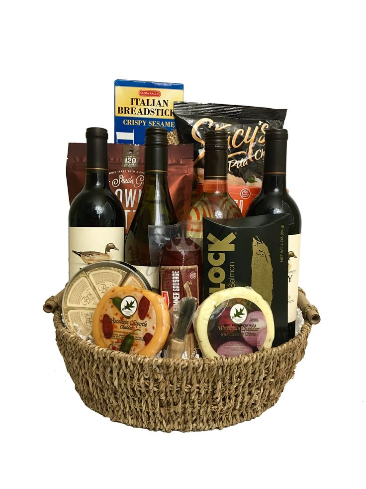 Best 25 wine baskets ideas on pinterest wine gift for Next day wine gifts