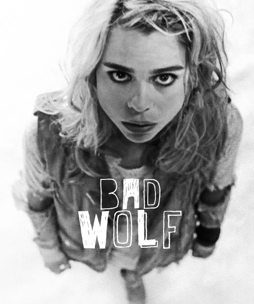 I'm so glad Bad Wolf is coming back