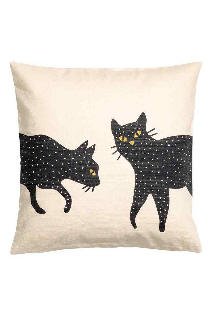 Cushion cover with a motif | H&M