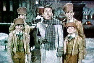 Andy Williams Christmas Special, this was another special we always watched. (This one has the Osmonds)