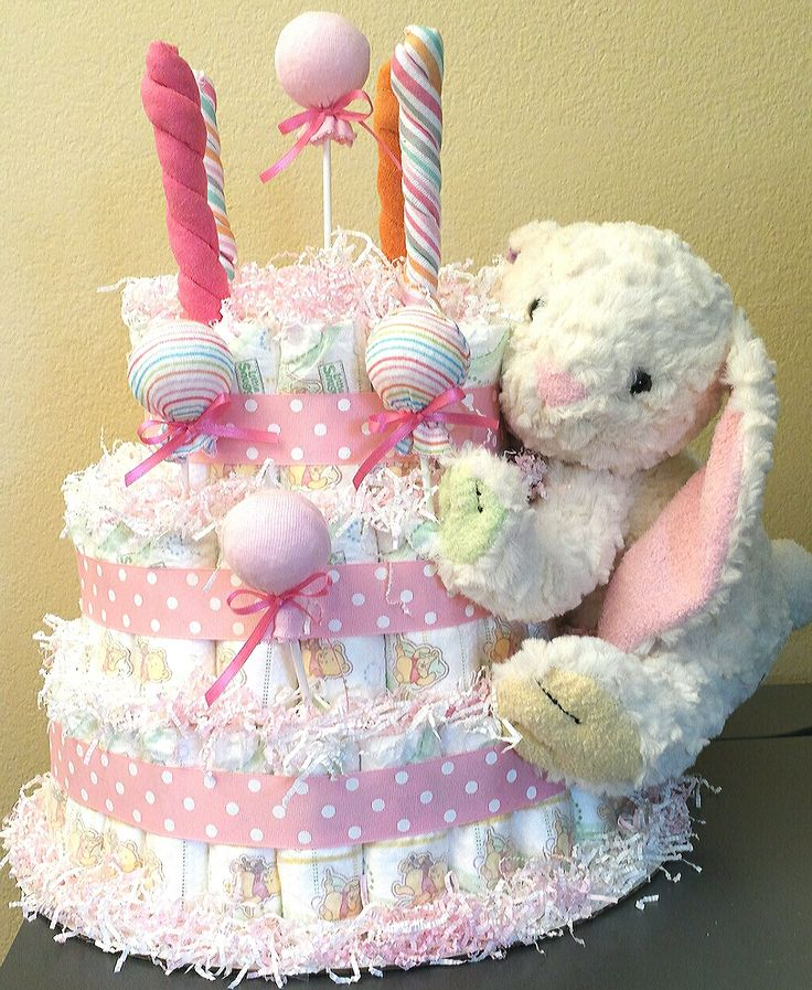 Washcloth Bunnies: 17 Best Ideas About Washcloth Lollipops On Pinterest