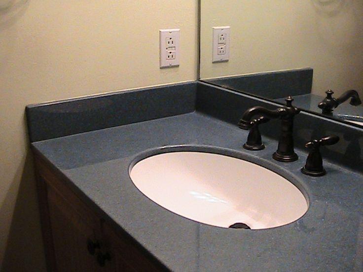 marvelous modern bathroom vanity tops designs black granite corner sink