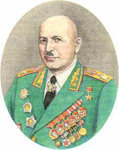 Ivan Khristoforovich Bagramyan