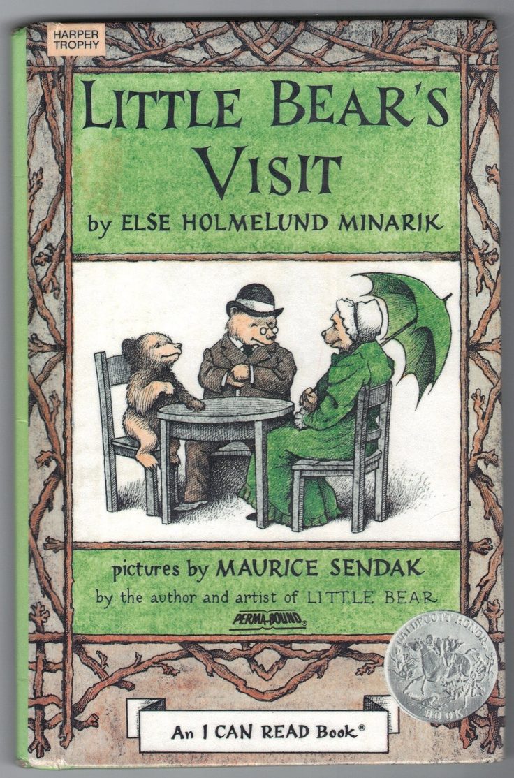 Little Bear's Visit illustrated by Maurice Sendak ...