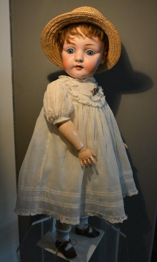 Kestner child, mold 143, made in 1897 58cm