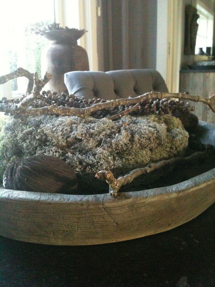 Mooie houten schaal mooie decoratie spullen for Decoratie spullen