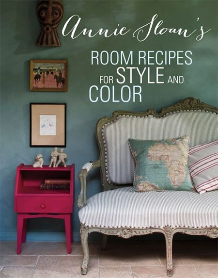 Following on from more than 20 best sellers on decorative painting techniques that have sold over 2 million books worldwide, Annie Sloan has written her first book on interior design. Coauthored with her son Felix, Brand Director at Annie Sloan Interiors, this book takes a comprehensive look at some of today's most popular decorating styles. http://www.easydiy.co.za/index.php/restore/541-room-recipes-for-style-and-colour
