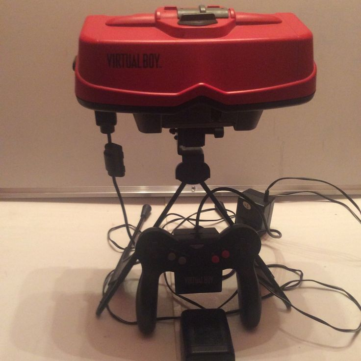 NINTENDO VIRTUAL BOY w/ WARIO LAND Tested & Working: $40.00 (0 Bids) End Date: Monday Feb-26-2018 17:40:07 PST Bid now | Add to watch list