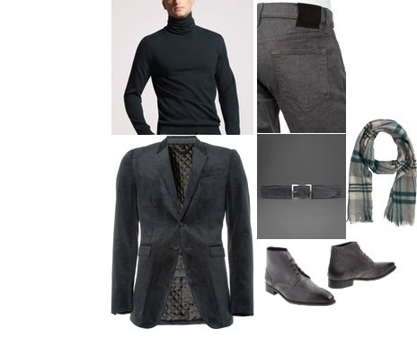 Outfit Idea for him by Patricia Trepanier for acoolguy  http://yourpersonalstylist.ca/blog/
