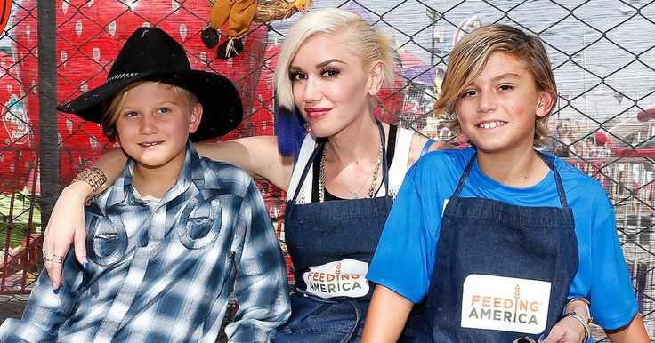 How Gwen Stefani Surprised Herself as a Mom of Three Boys: 'I Always Thought I'd Be Really Free withThem'