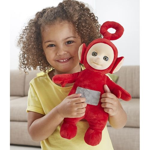 Teletubbies Tickle 'n Giggle Soft Toy - Po