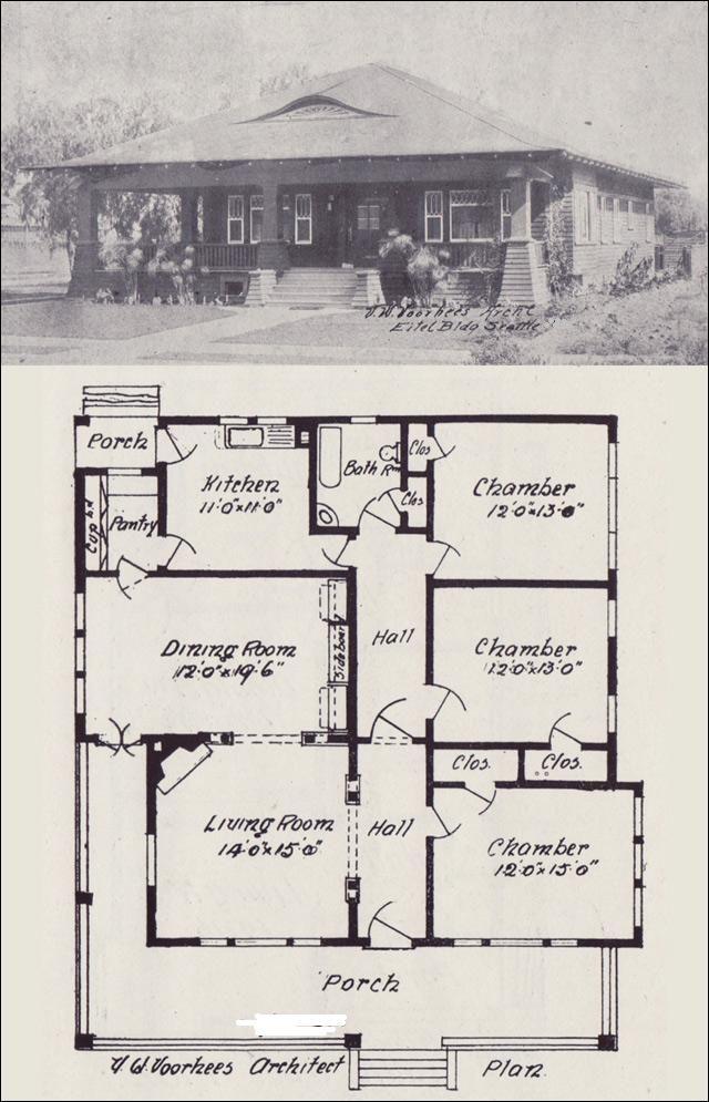 vintage bungalows plans house hip roof bungalow plans how to build planshow to build