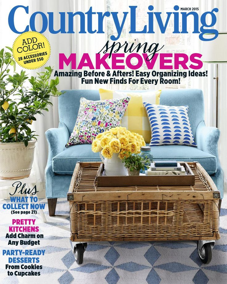 Country Living Magazine - March 2015