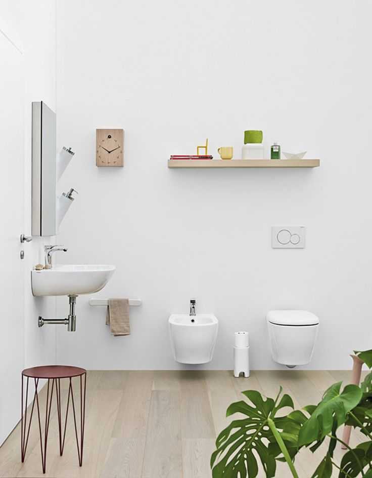 Ten, design Meneghello Paolelli Associati #bathroom #bagno #sanitaryware #sanitari #design #sink #artceram