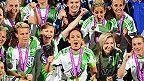 Champions League: el Wolfsburgo renueva su título de campeón femenino de Europa