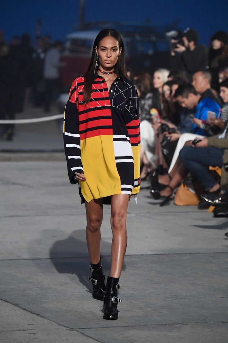 Tommy Hilfiger | Ready-to-Wear Spring 2017 | Look 4