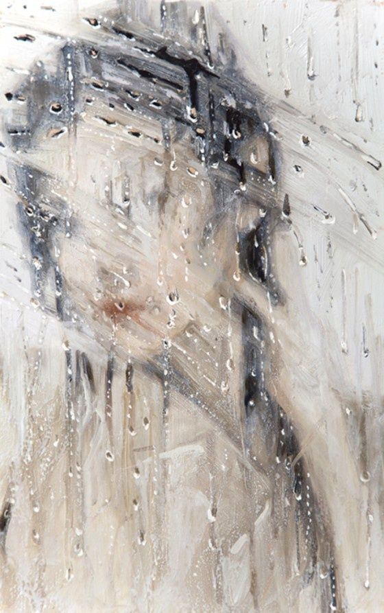 """Disconnected"" by Alyssa Monks, Oil-Painting"