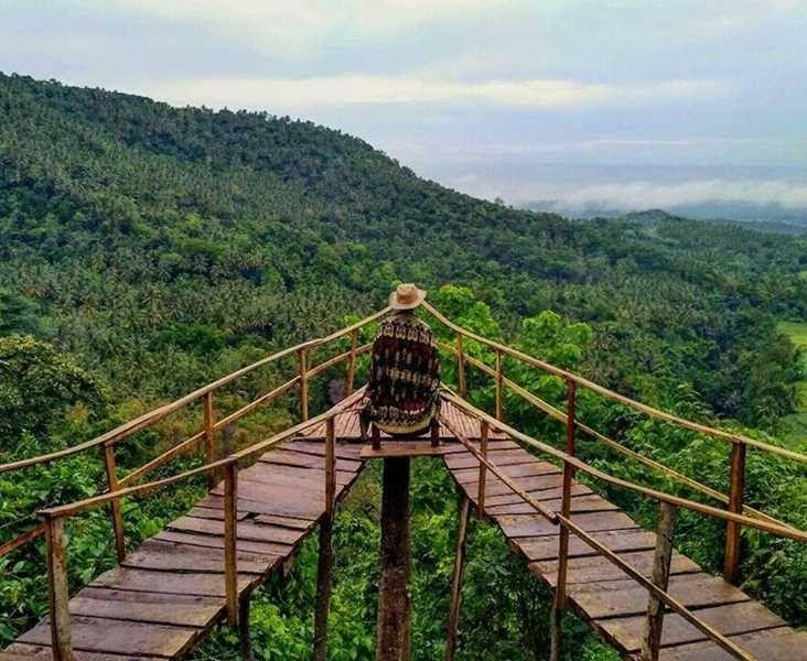 Pemandangan Indah Dengan Orang Nggak Cuma Pantai Rumah Pohon Gangga Nawarin Pemandangan Lombok Pemandangan Indah Di Balik Ter Pemandangan Pantai Taman Negara
