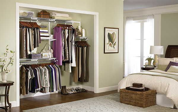 Do It Yourself Home Design: Closet Organization Systems Do It Yourself