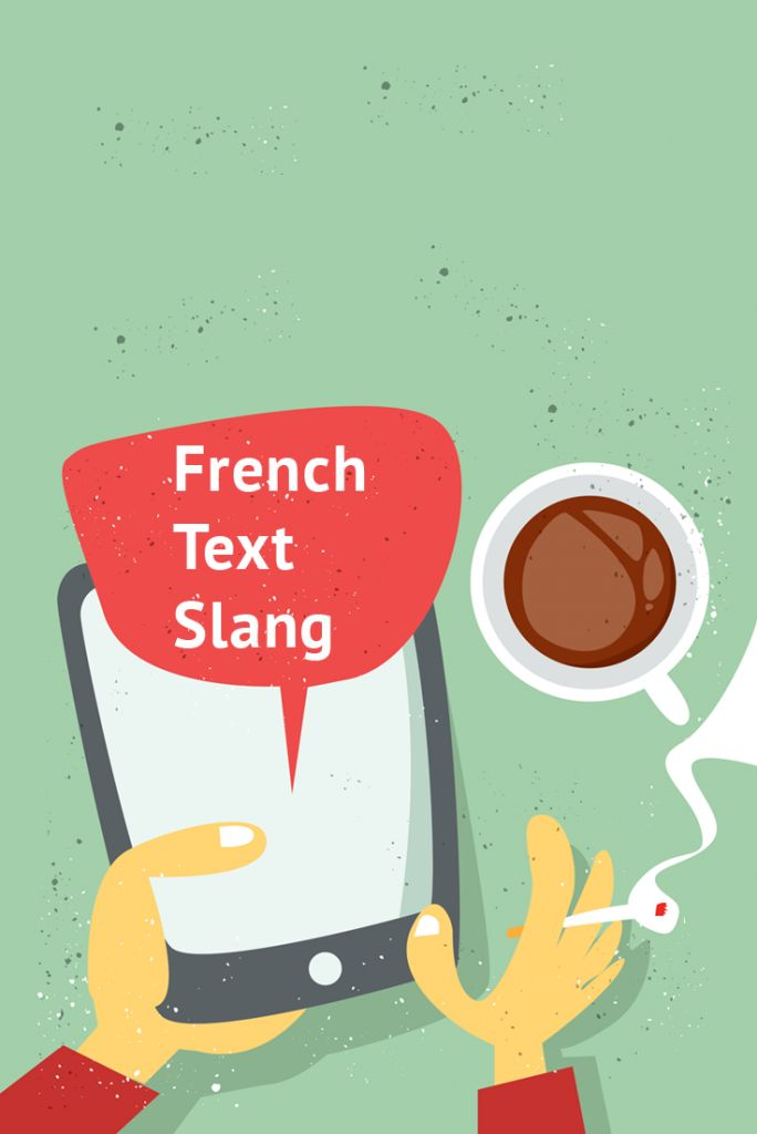Here's a nifty list of text and instant messaging slang and shortcuts used by the French: https://www.talkinfrench.com/french-text-slang/