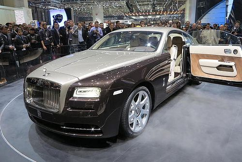 Rolls-Royce Counting on Wraith Model to Lift Russia Sales - TheTopTier.net - The Best in Luxury and Affluence