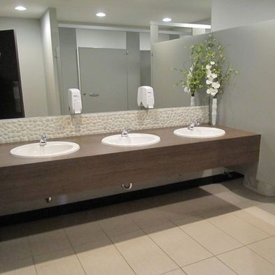 commercial bathroom design - Restroom Ideas