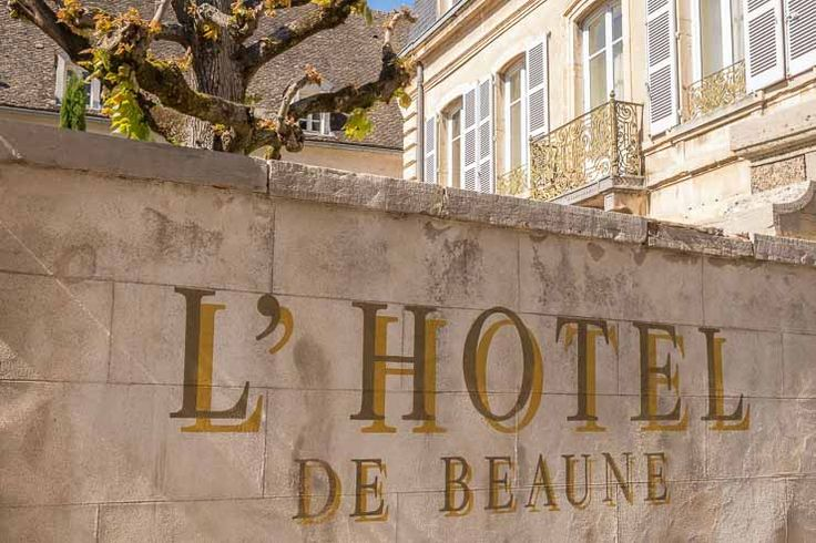 L'Hotel de Beaune, Burgundy