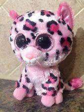Rare Beanie Boos | Rare *Gypsy* Ty Beanie Boo ~ Pink Cheetah ~ HTF - No Heart Tag - Great ...