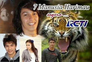 Daftar Nama dan Biodata Pemain Sinetron 7 Manusia Harimau   Wow Kece